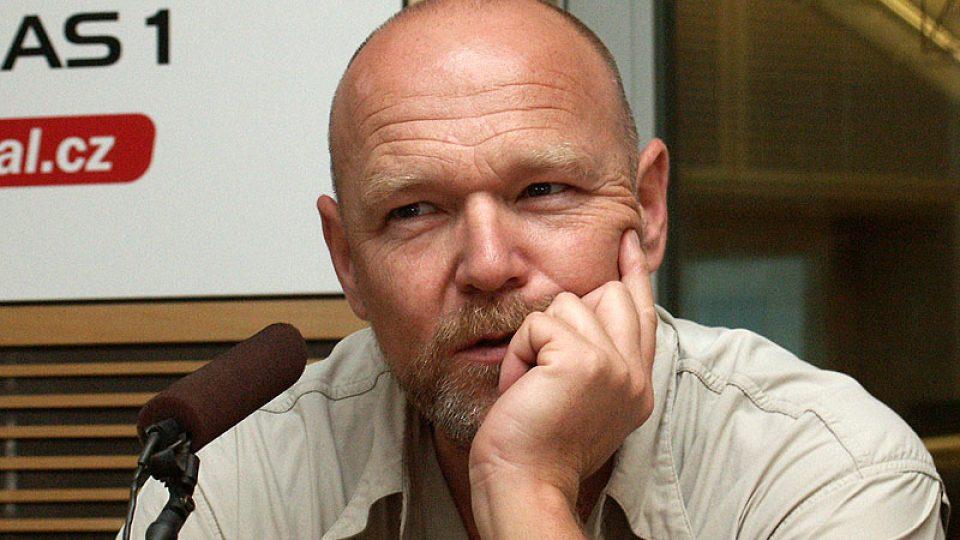 Marek Vašut přibližuje svá studia