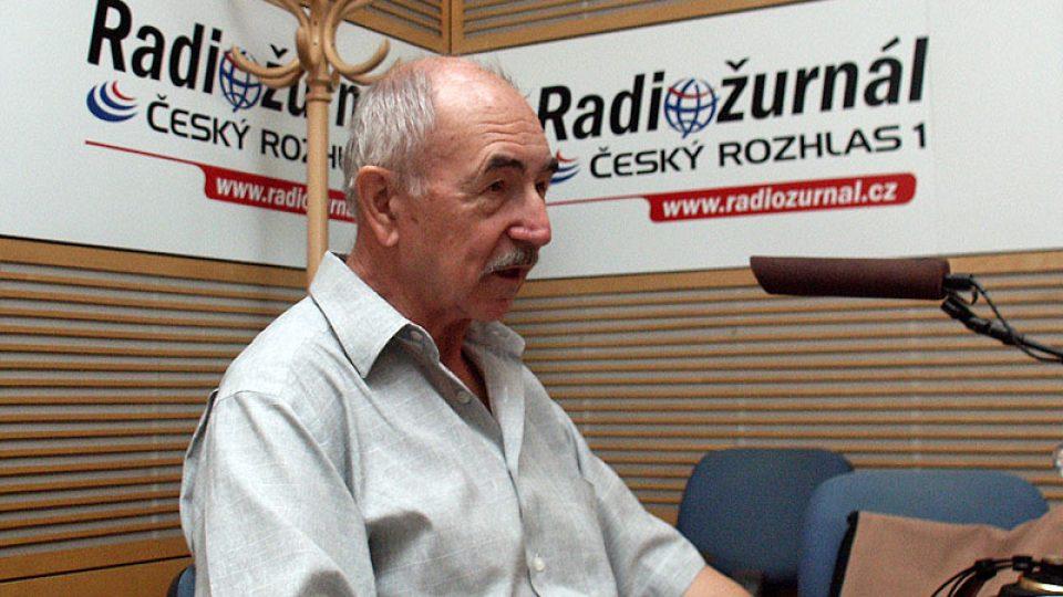 Zdeněk Velíšek přibližuje