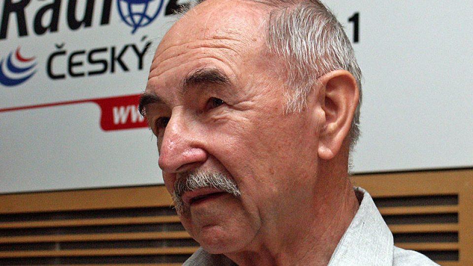 Zdeněk Velíšek mluví