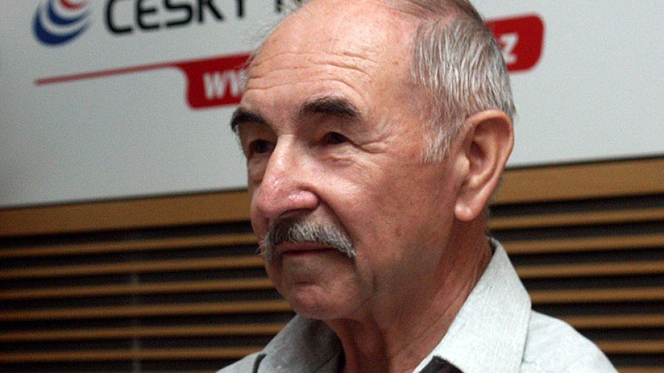 Novinář Zdeněk Velíšek