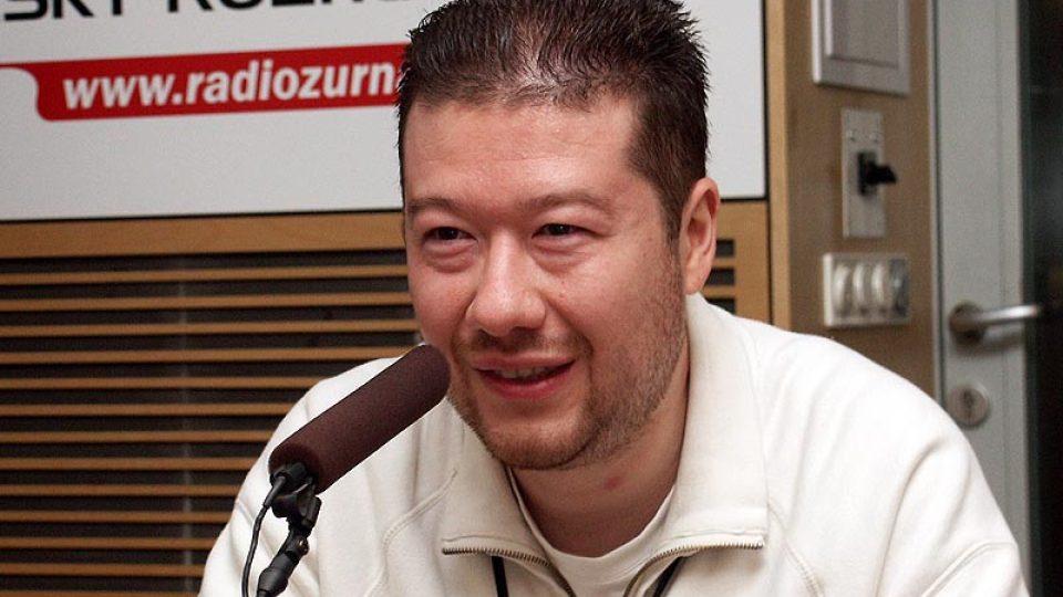 Tomio Okamura  odpovídá
