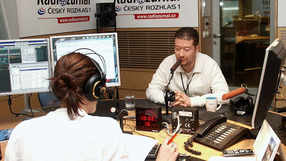 Tomio Okamura s Lucií Výbornou