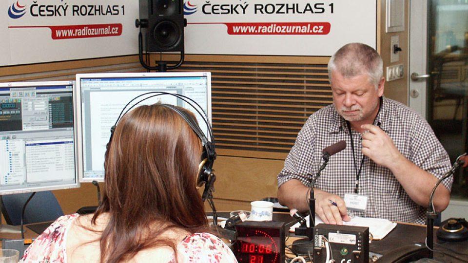 Jan Jirák a Lucie Výborná