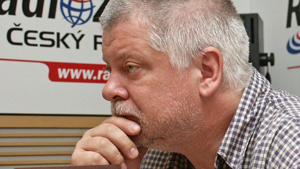 Jan Jirák hovoří o objektivitě