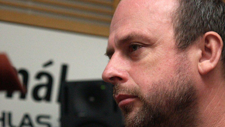 Badatel Radek Schovánek