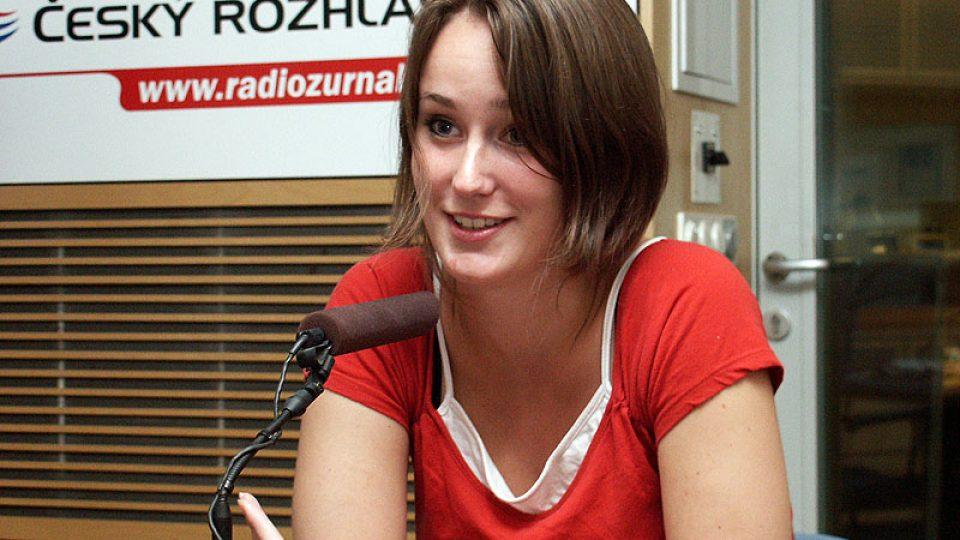 Olga Špátová mluví o tom,