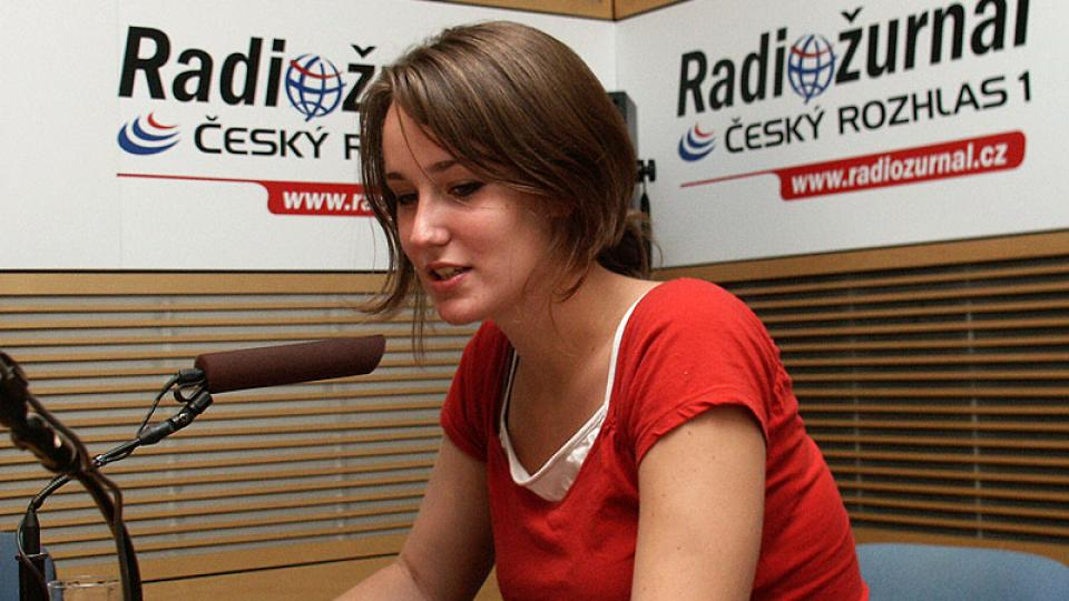 Olga Špátová přibližuje,