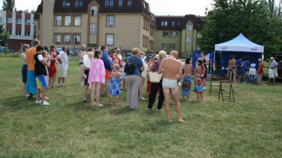 Léto u vody - 5. 7. 2008 Vodní svět Kolín