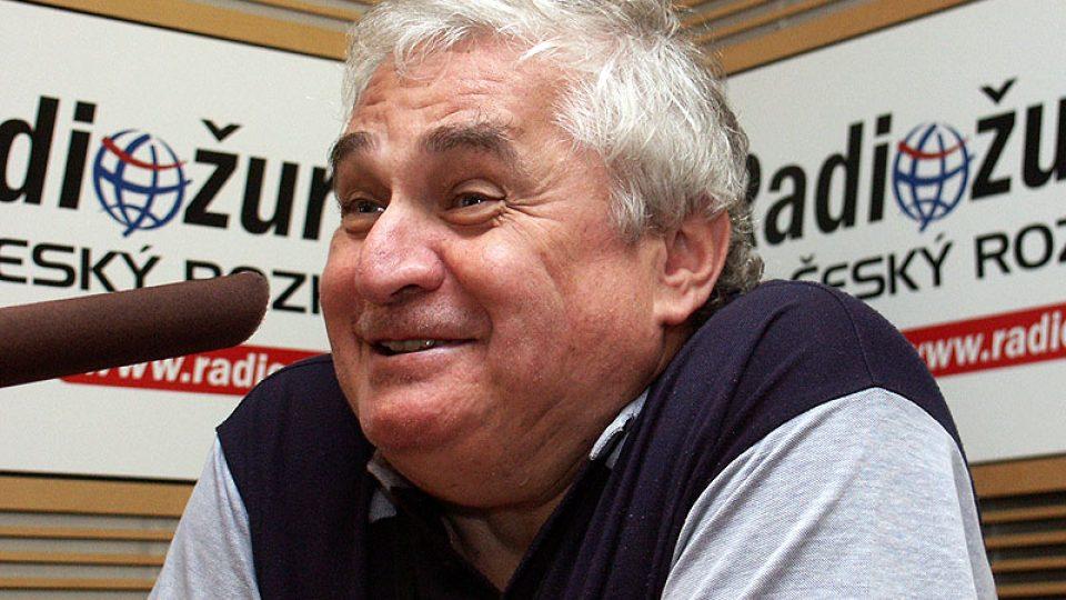 Filmový historik Pavel Taussig hovoří