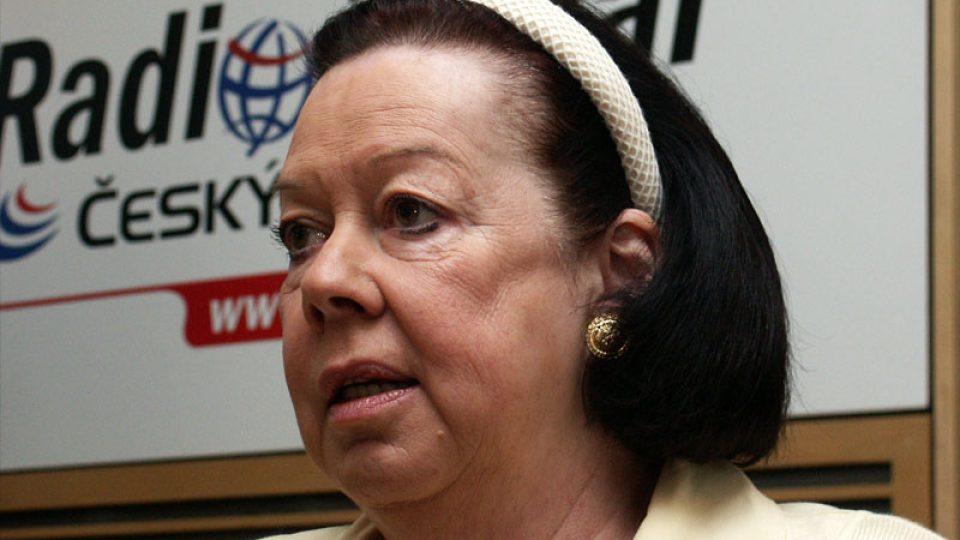 Zpěvačka Yvonne Přenosilová přibližuje