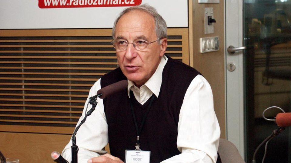 Předseda ČOV Milan Jirásek prozrazuje,