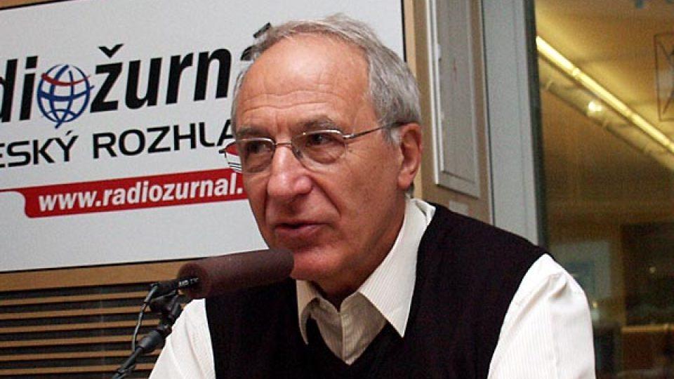 Milan Jirásek hovoří o počtu českých