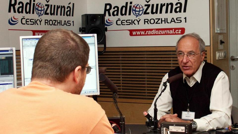 Předseda ČOV Milan Jirásek v rozhovoru