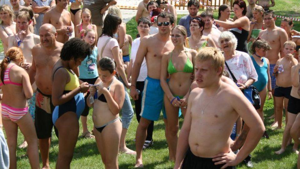 Léto u vody - 26.7.2008 Plovárna Kutná Hora