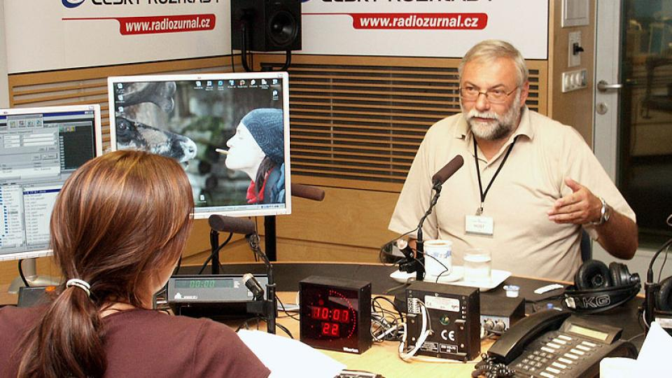 Josef Mladý a Lucie Výborná