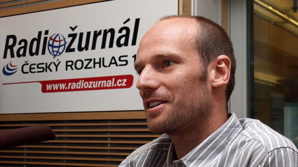 Reportér Petr Vavruška přibližuje