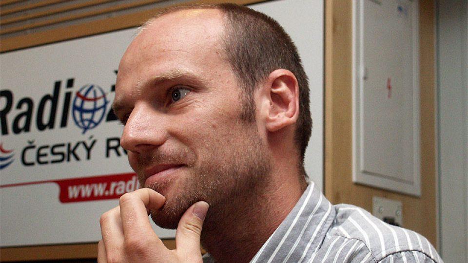 Petr Vavruška hovoří o práci