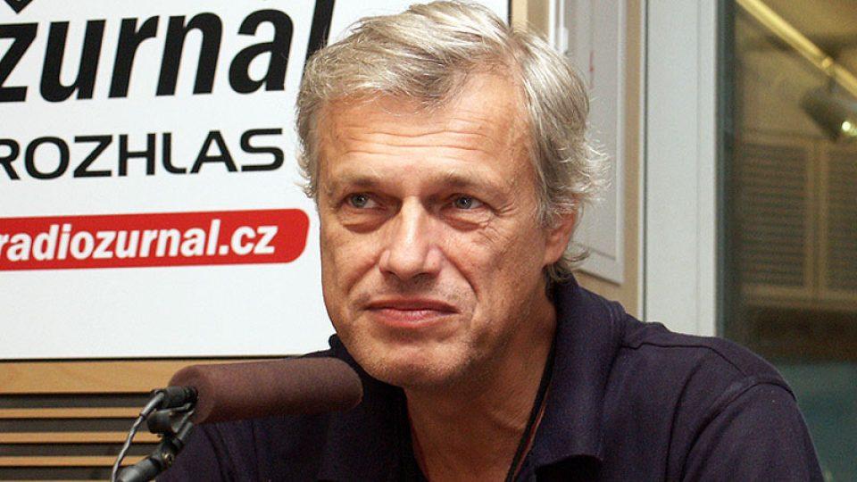 Profesor Vladimír Beneš přibližuje
