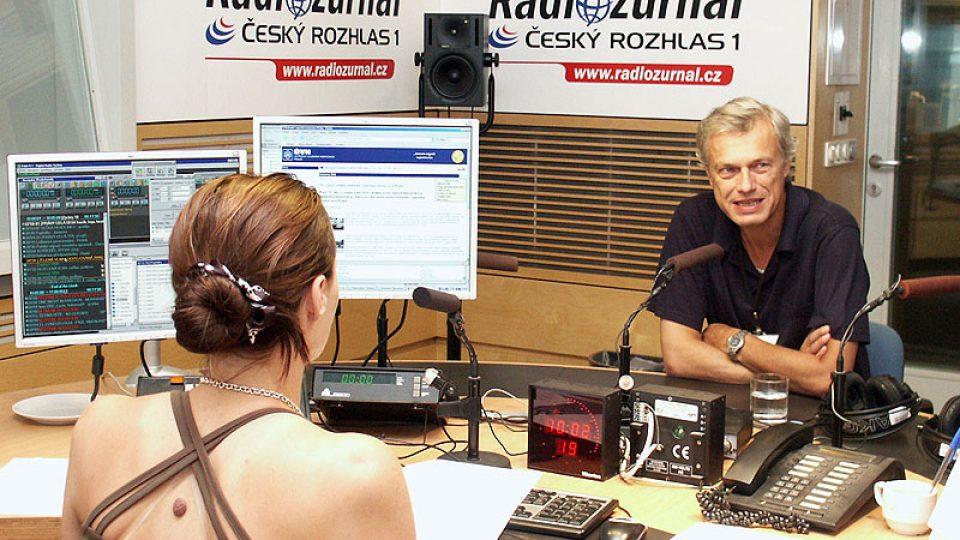 Vladimír Beneš a Lucie Výborná