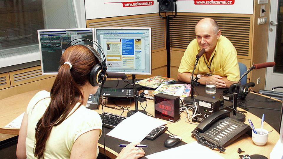 Lucie Výborná a Jaroslav Němeček