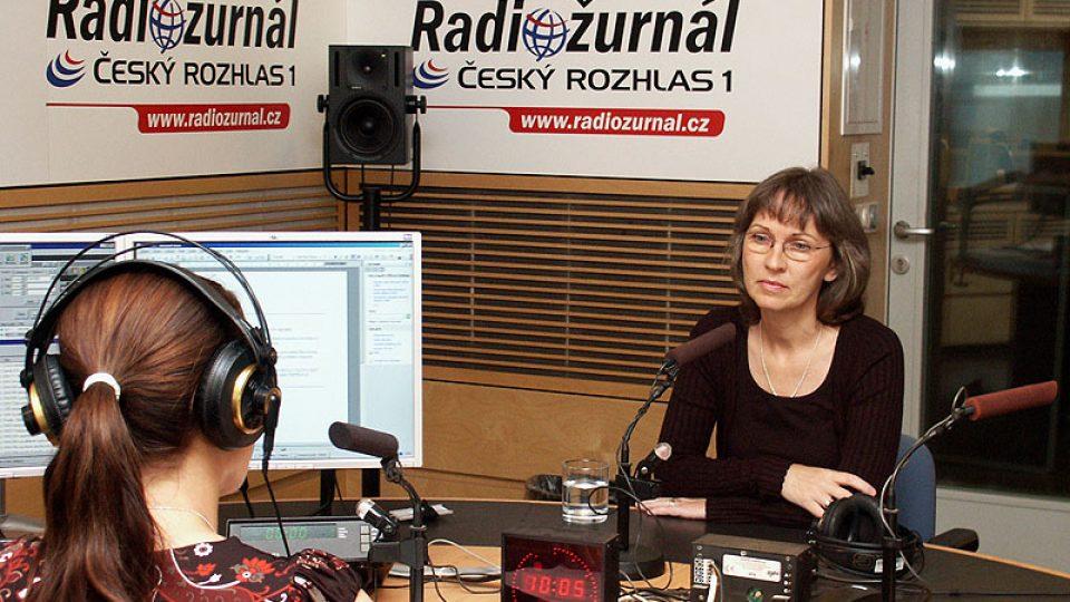 Konstantina Hlaváčková a Lucie Výborná