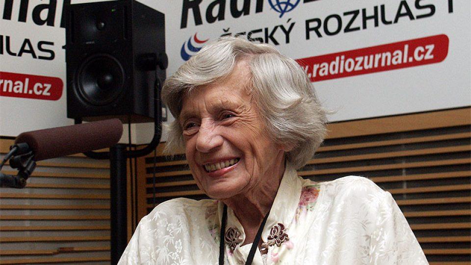 Sinoložka Věnceslava Hrdličková