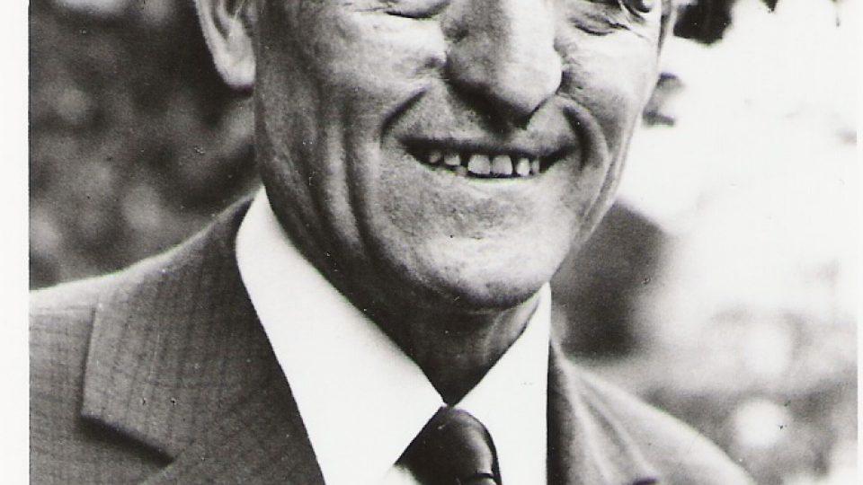 Plk. Josef Koukal D.F.C. v sedmdesátých letech