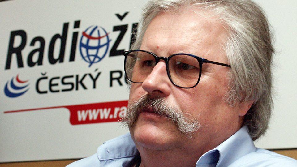 Letecký mechanik ČSA Jan Čech