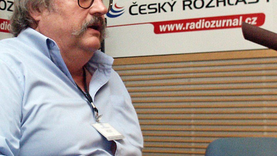 Jan Čech mluví o úrovni práce