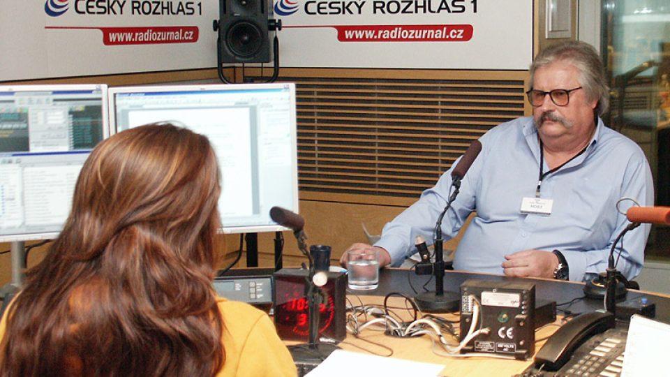 Jan Čech v rozhovoru s Lucii Výbornou