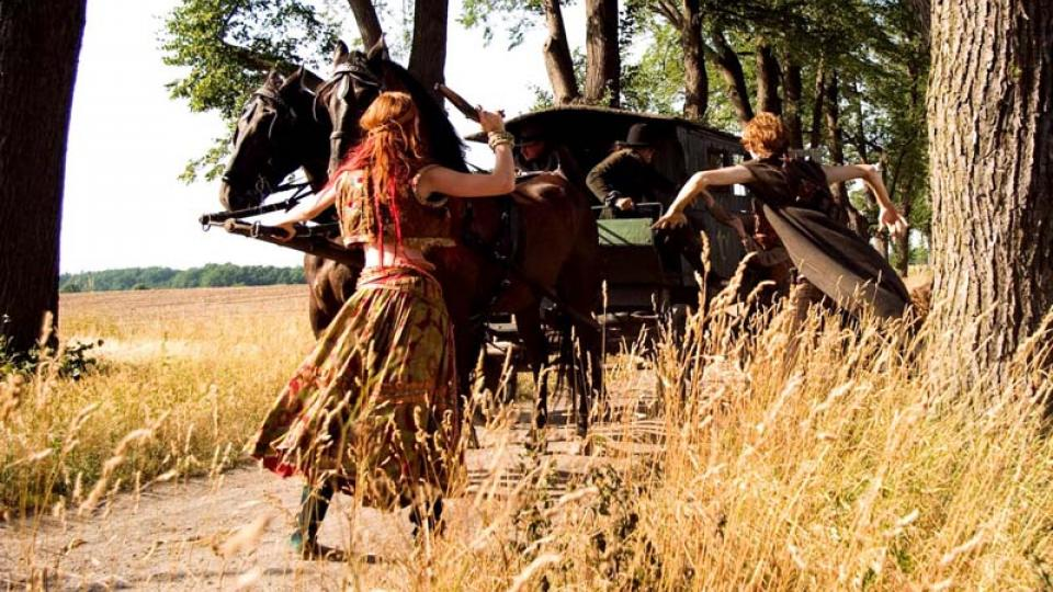 Z filmu Máj