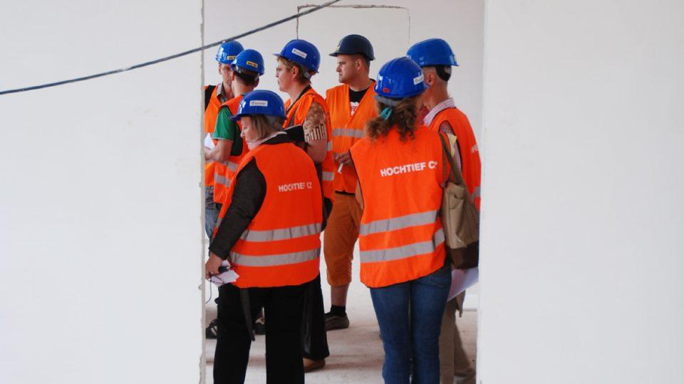 Rekonstrukce budovy Vinohradská 12