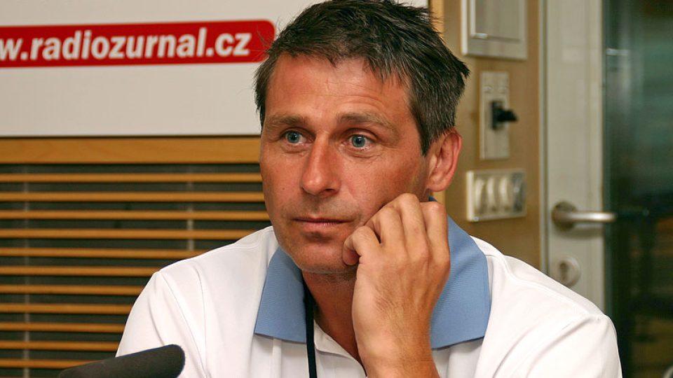 Člen Olympijského výboru Jan Železný