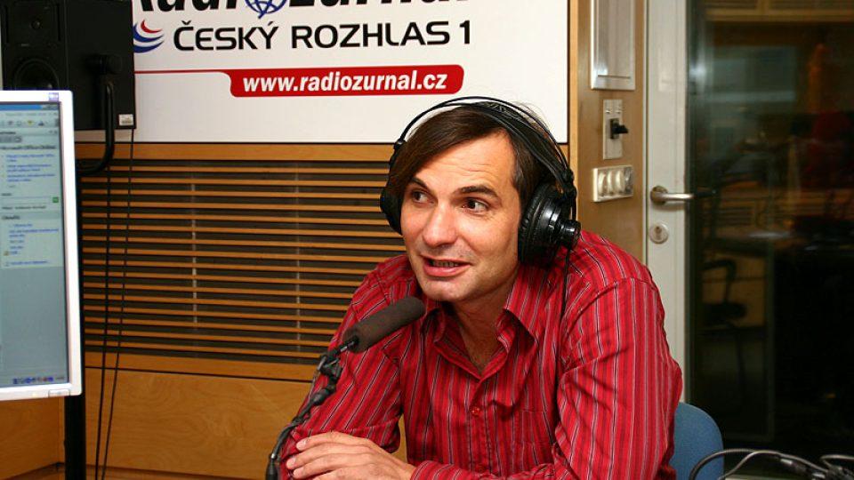 herec Jiří Macháček