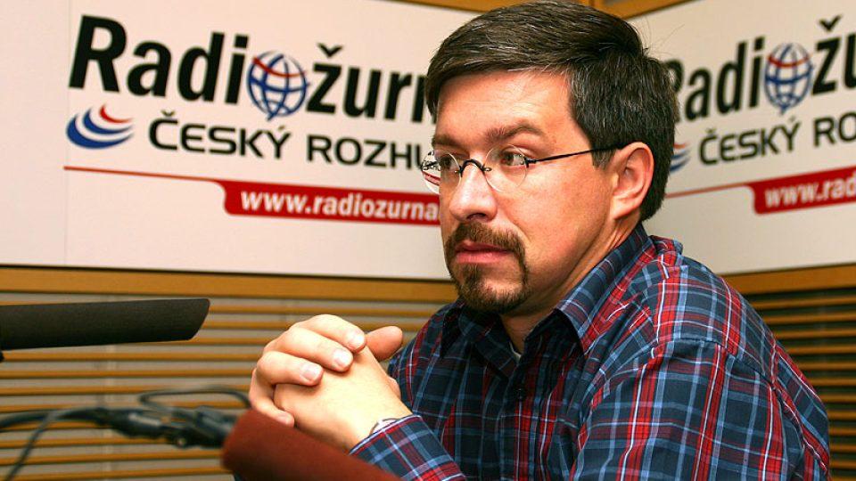 historik Jan Boris Uhlíř