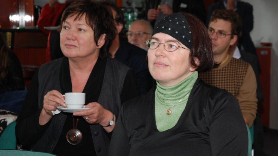 Hana Kofránková a  Monika Gerdesch