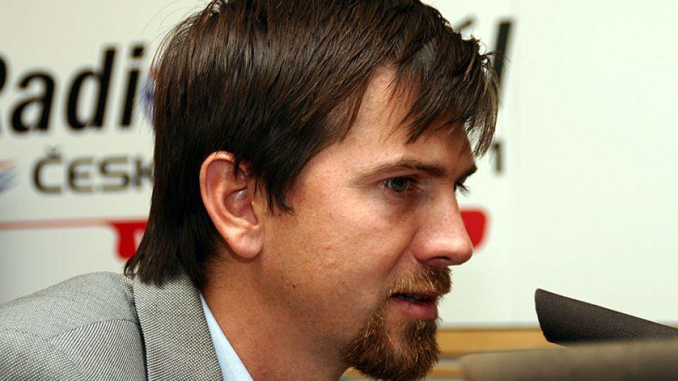 odborník na víno Marek Špalek