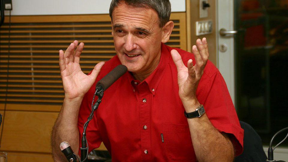 René Vlasák z Centra preventivní medicíny