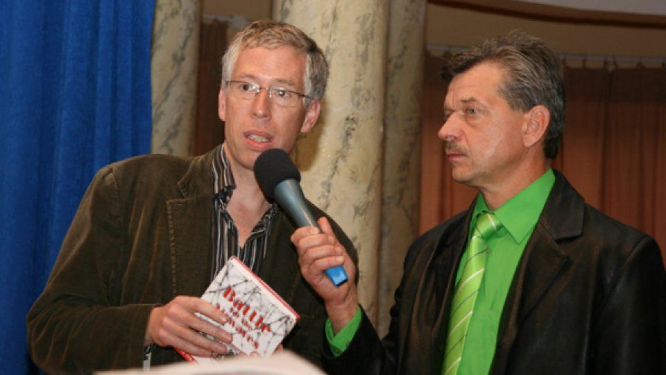 David Vaughan a Miroslav Dittrich