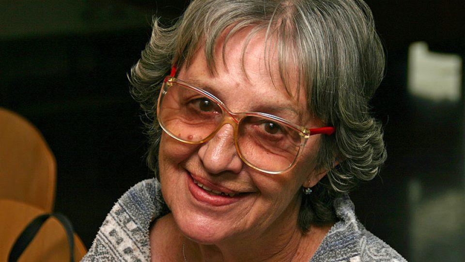 herečka Nina Divíšková