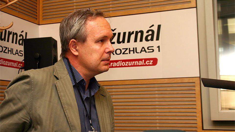 univerzitní pedagog Dušan Drbohlav