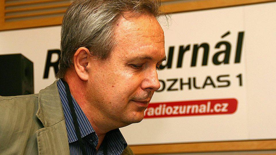 docent Dušan Drbohlav