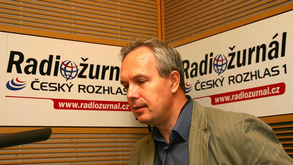 sociální geograf Dušan Drbohlav