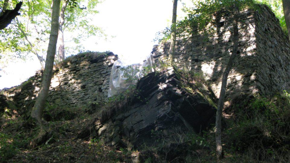 Jenčov v září 2008