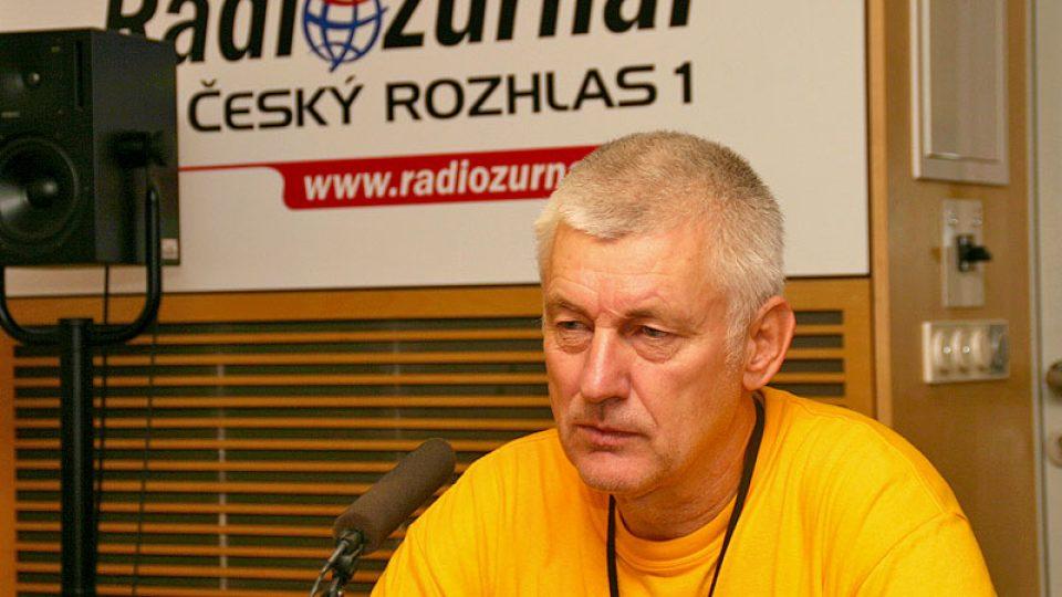 dobrodruh Miroslav Jakeš