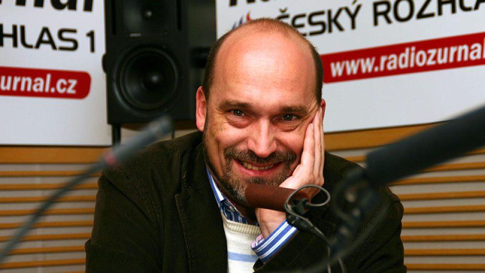 ředitel Vojenského historického ústavu Aleš Knížek