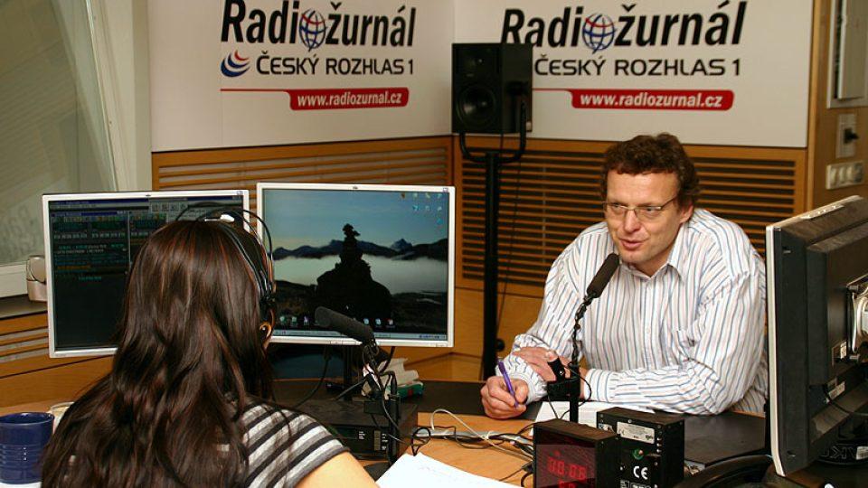 Lucie Výborná a Alexandr Pícha