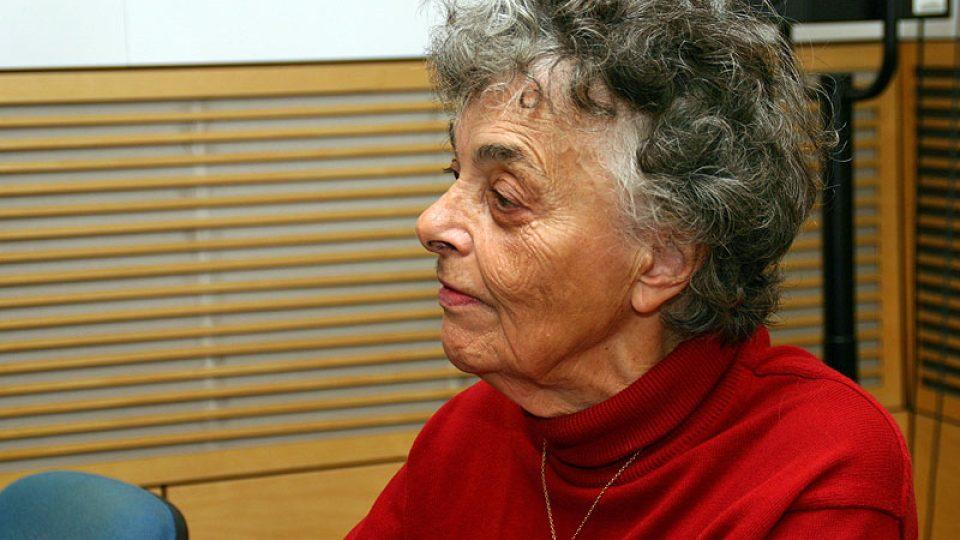 novinářka Iva Drápalová