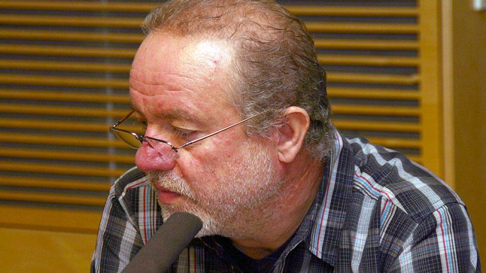 loutkář Martin Klásek