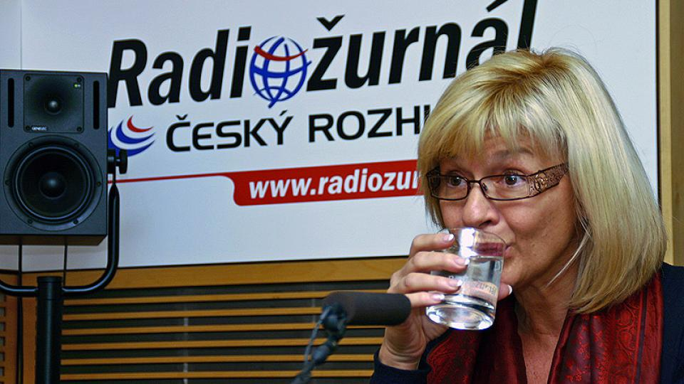 herečka Jana Paulová